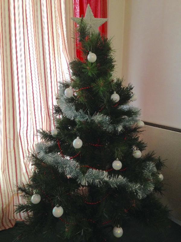 うちのクリスマスツリー