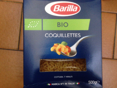 Barilla Coquillettes