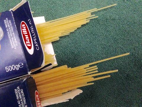 Barillet スパゲティ