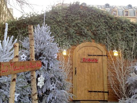 Marché de Noël Les Halles 3