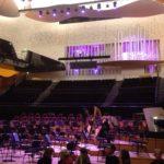 パリ管のコンサート♪