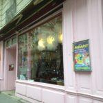 パリ11区にあるかわいいサロン・ド・テ、Rose Théへ