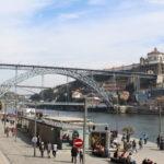 ポルトの街とドウロ川を見渡せる!ポルトのドン・ルイス1世橋