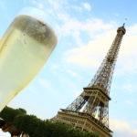 7月14日、船の上からエッフェル塔の花火を見る~Vedette de parisに乗って☆