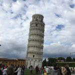 フィレンツェからピサの斜塔へ
