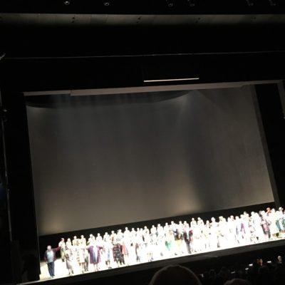 パリ・オペラバスティーユで『カルメン』を観る