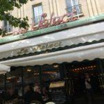 ピカソも通ったモンパルナスのカフェ、ル・セレクト(Le select)