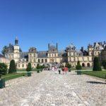 パリからNAVIGOで小旅行!フォンティーヌブロー宮殿へ