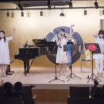 美サイレント本山で2つの七夕コンサートを開催☆