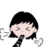 クラリネットを吹いていると、息漏れをしてしまう??その原因を突きとめよう!